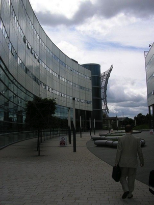 Outside the Conference