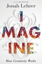 Jonah Lehrer Book Cover