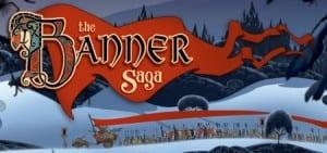 The Banner Saga Logo
