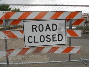 Roadblock Image