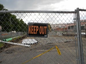 Keep Out Image