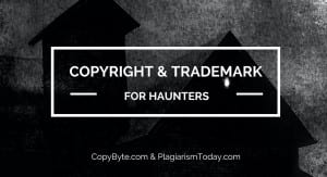 The Plagiarism Today Halloween Collection Image