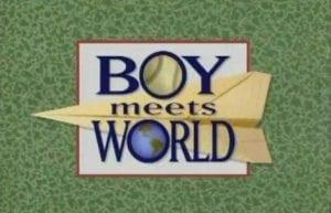 Boy Meets World Logo