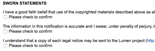 Why Bing's DMCA Form is Better Than Google's Image