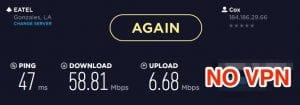 VPN Speed Image