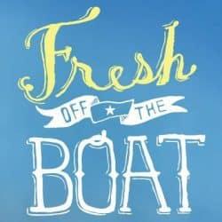 Fresh off the Boat Logo