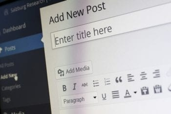 One Approach to Help Register Your Blog with the U.S. Copyright Office Image
