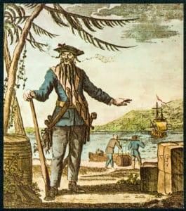 Blackbeard's Revenge: Sovereign Immunity and Copyright Image