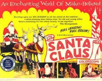 5 Public Domain Christmas Movies Image
